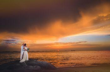 9 lugares románticos donde sueñas casarte