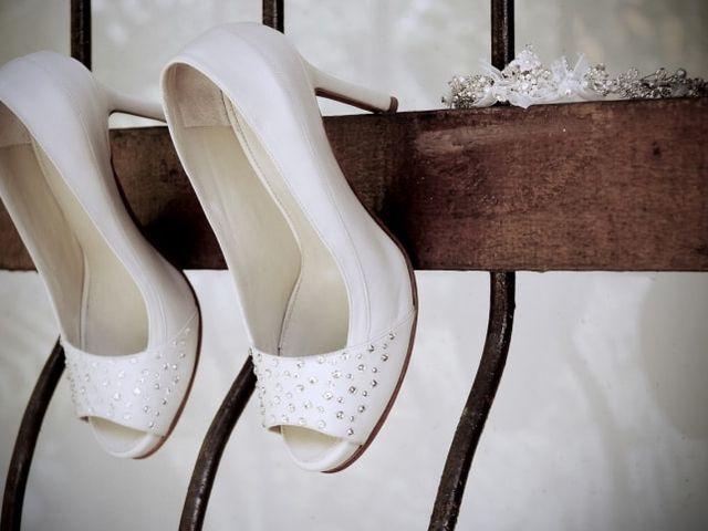 Mandar a hacer los zapatos de novia