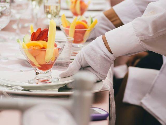10 claves para elegir el catering de su matrimonio