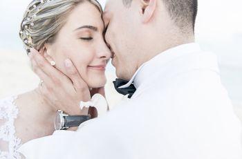 Los besos del 'Sí quiero' más bonitos de Colombia