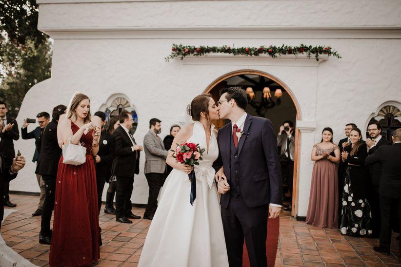 Matrimonio Catolico Protocolo : Entrada y salida de la iglesia recordando el protocolo del matrimonio