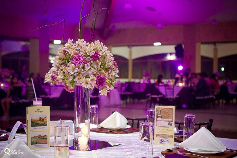 Centros de mesa para boda 60 decoraciones inspiradoras