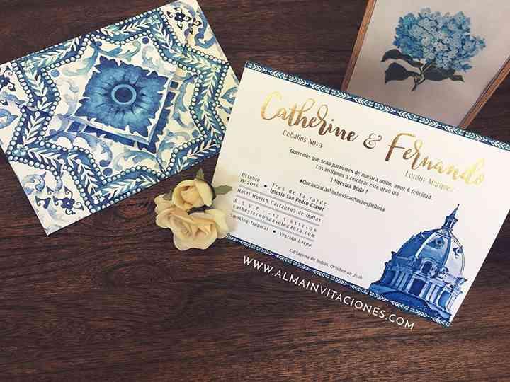Alma Invitaciones