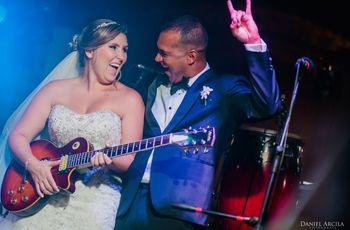 24 canciones con lo mejor del rock para la fiesta de matrimonio