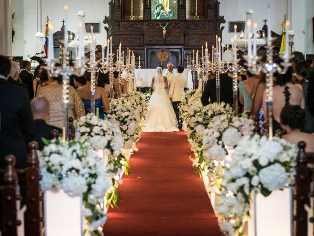 Flores para el matrimonio: 7 claves para escogerlas