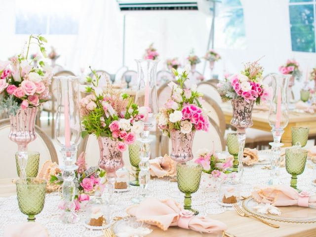Tu matrimonio en rosa: el color del romanticismo y de la solidaridad
