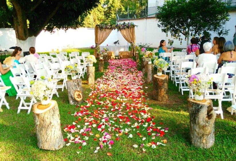Ideas Matrimonio Rustico : Ideas de estilo rústico para tu matrimonio en el campo