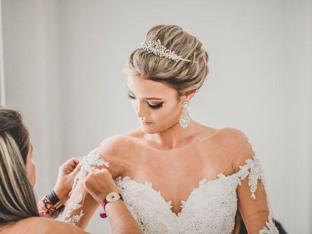 Última prueba del vestido de novia: recuerda estos 11 puntos