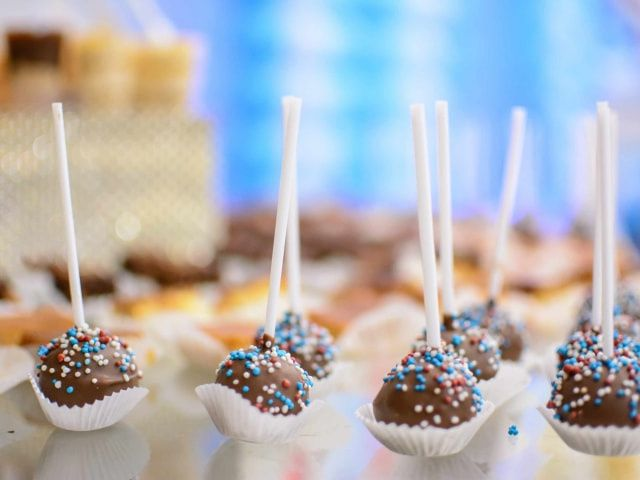 'Cake pops': una opción deliciosa para su mesa de dulces o candy bar