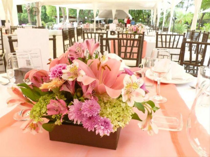 Centros de mesa para boda 60 decoraciones inspiradoras - Precios de centros de mesa para boda ...