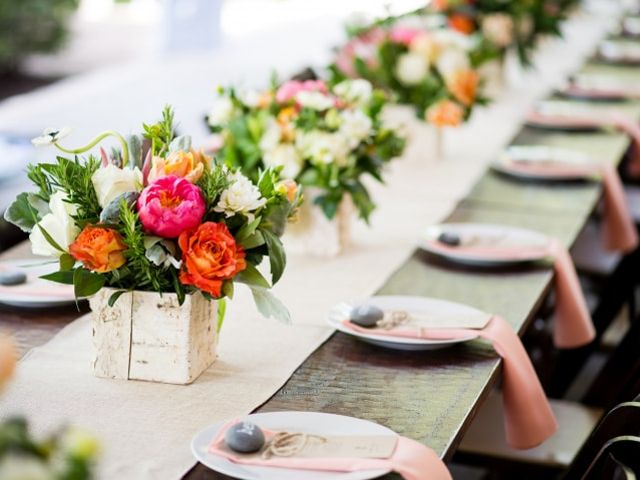 5 propuestas de centros de mesa para matrimonios vintage