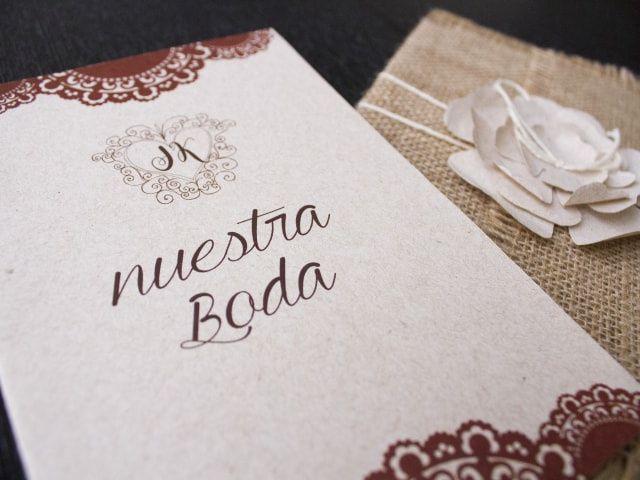 Invitaciones de boda: 45 frases románticas ¡Encuentra las palabras perfectas!