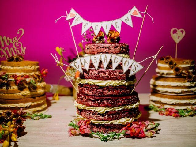 Las mejores ideas para que encuentres el adorno para el pastel de boda