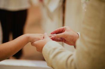 5 consejos para encontrar las argollas de matrimonio perfectas
