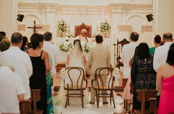 Test: ¿Qué tanto sabes sobre el protocolo de un matrimonio?