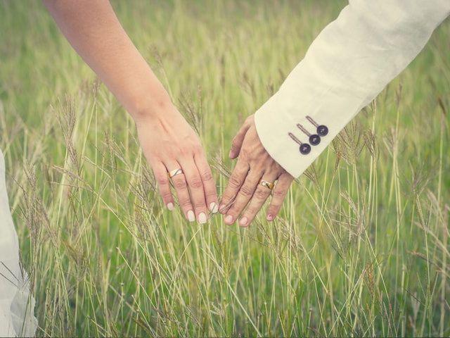 6 formas de hacer un matrimonio al aire libre