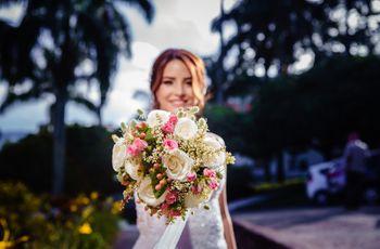 ¿Cómo entregar el ramo de novia?: 9 ideas para hacerlo