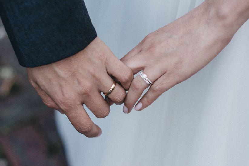 dc6a89d90a29 35 modelos de argollas de matrimonio