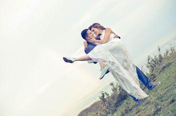 Todas las sesiones de fotos que puedes tener en tu matrimonio