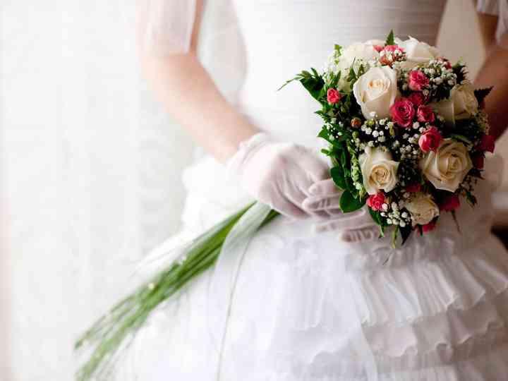 10 ideas originales para lanzar el ramo de novia