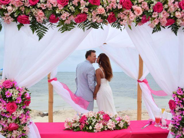 Consejos para elegir los colores de tu matrimonio