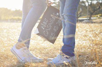 15 ideas inspiradoras para anunciar tu compromiso
