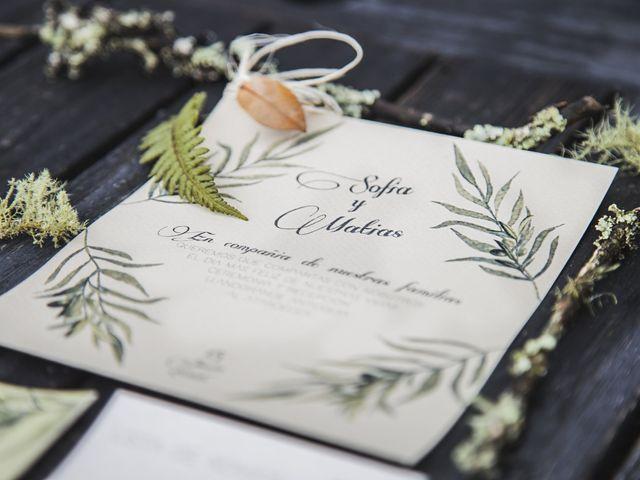 Las invitaciones para un matrimonio de estilo rústico