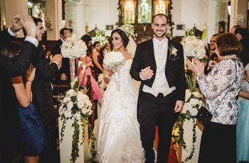 Ensayo de la ceremonia: para que su matrimonio salga perfecto