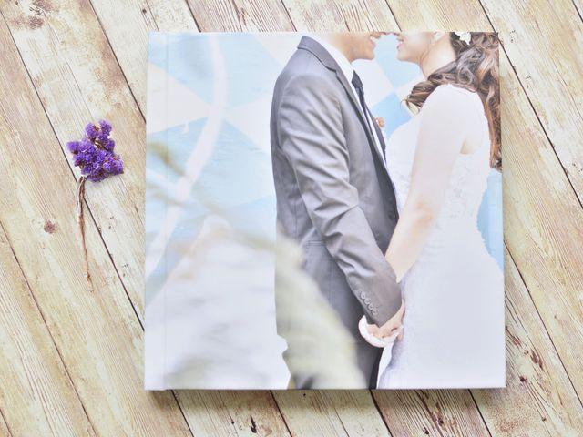 Ideas para el álbum de recuerdos del matrimonio