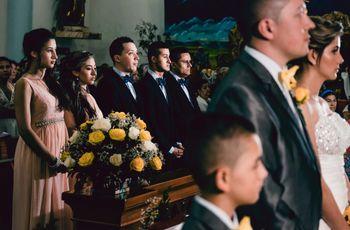 ¿Quiénes son y qué hacen los padrinos de matrimonio?