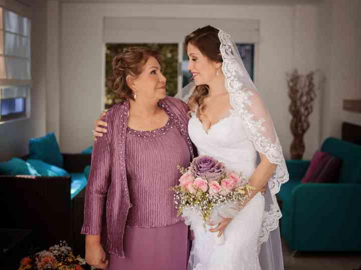 10 regalos especiales para sus mamás en el día del matrimonio