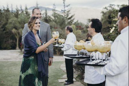 Sorprendan a los invitados con una barra libre de cocteles