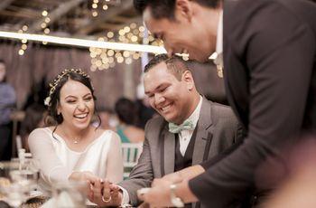 10 divertidas alternativas para la celebración del matrimonio