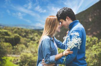 Cuenten su historia de amor a través de la sesión de fotos de preboda