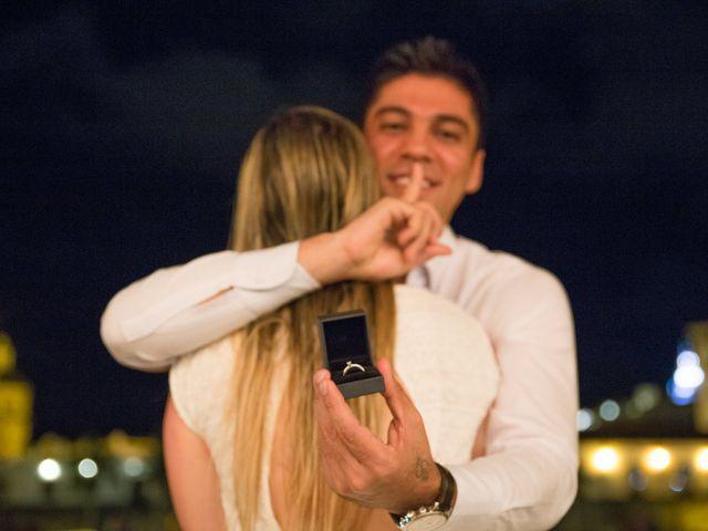 12 ideas para entregar el anillo de compromiso (y de manera original)