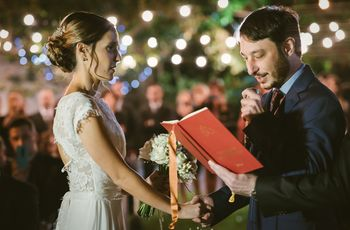 Los votos en los diferentes tipos de matrimonio
