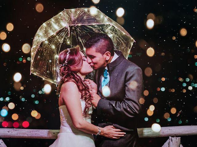 ¡Llueve! Prepara lo necesario para que sea parte de tu boda