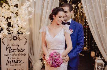 Casarse en una hacienda: 5 imprescindibles que deben conocer