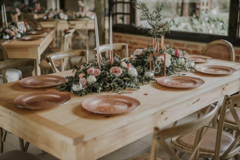Matrimonio Tema Irlanda : Ideas para que elijan el tema de su decoración