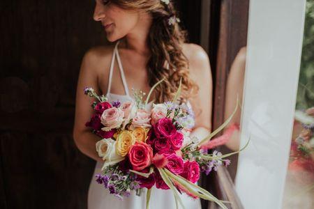 Ramo de novia: ¿qué hacer con él después de la boda?
