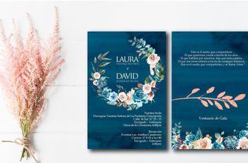 Conozcan el orden de los nombres en las invitaciones de boda