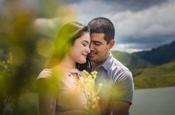 10 ideas románticas para celebrar el primer aniversario de bodas
