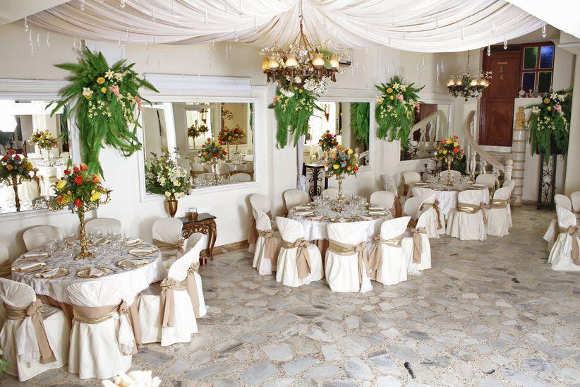Fabulosas Ideas Para La Decoración De Salón Para Matrimonio