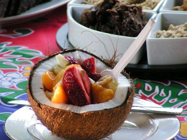 5 motivos para tener un matrimonio repleto de frutas