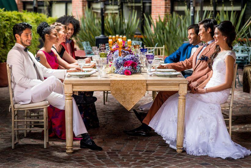 Como organizar una boda economica y bonita hora del for Como organizar una boda civil sencilla y economica