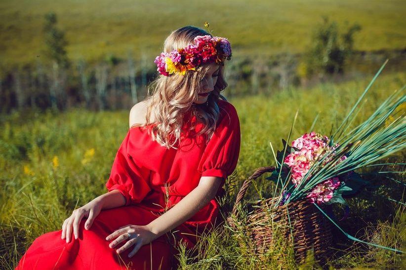 Puedes complementar tu look con accesorios para vestidos de fiesta de la  misma línea que el matrimonio. Sombreros aguadueños da8c1dff54e