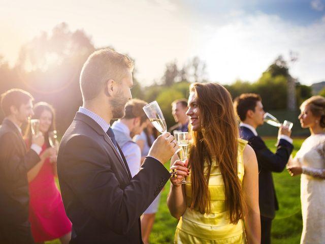 15 cosas que los invitados no deben hacer en un matrimonio