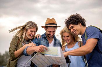 Luna de miel con amigos o 'buddymoon': 10 destinos increíbles