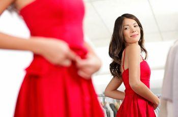 ¿Cómo encontrar un vestido de fiesta barato?