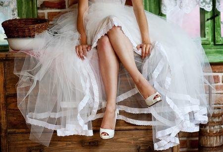 A lucir tus piernas el d�a del matrimonio